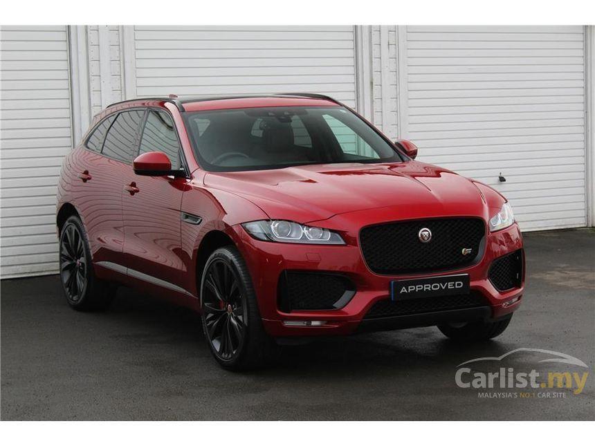 jaguar f pace 2016 prestige 3 0 in selangor automatic suv red for rm 545 000 3483842. Black Bedroom Furniture Sets. Home Design Ideas