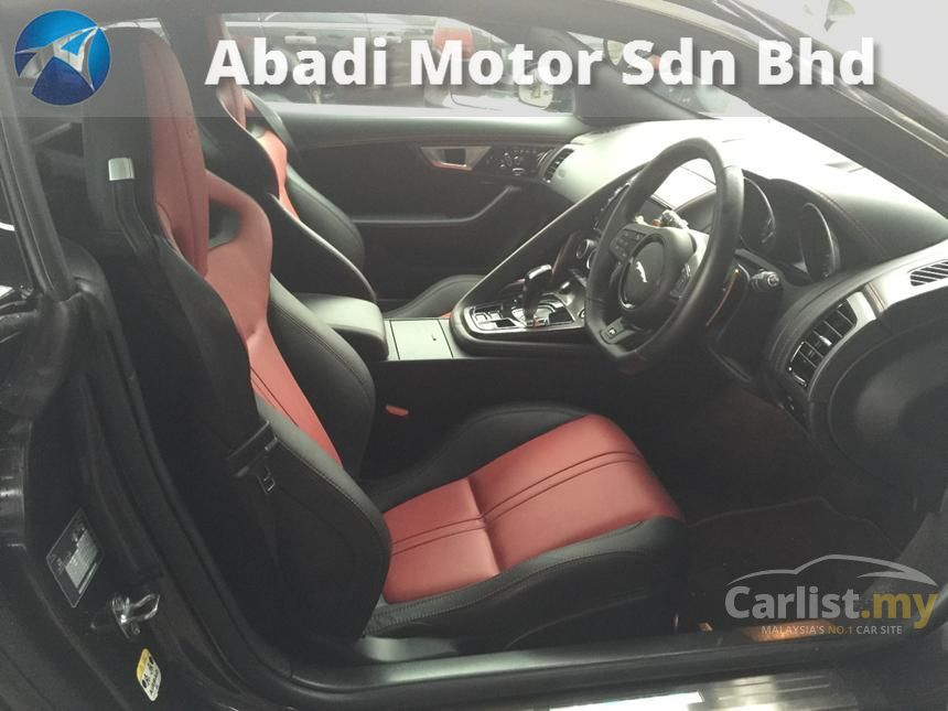 2014 Jaguar F-Type R Coupe