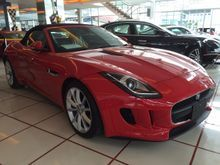 2013 JAGUAR F-TYPE 3.0 V6 SUPERCHARGED SOFT TOP CONVERTIBLE * MERIDIAN SOUND SYSTEM * OFFER NOW * ON SALES * STOCK CLEARANCE *