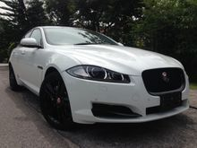 2014 Jaguar XF 2.0 TURBO BLACK EDITION CARKING JAPAN UNREG