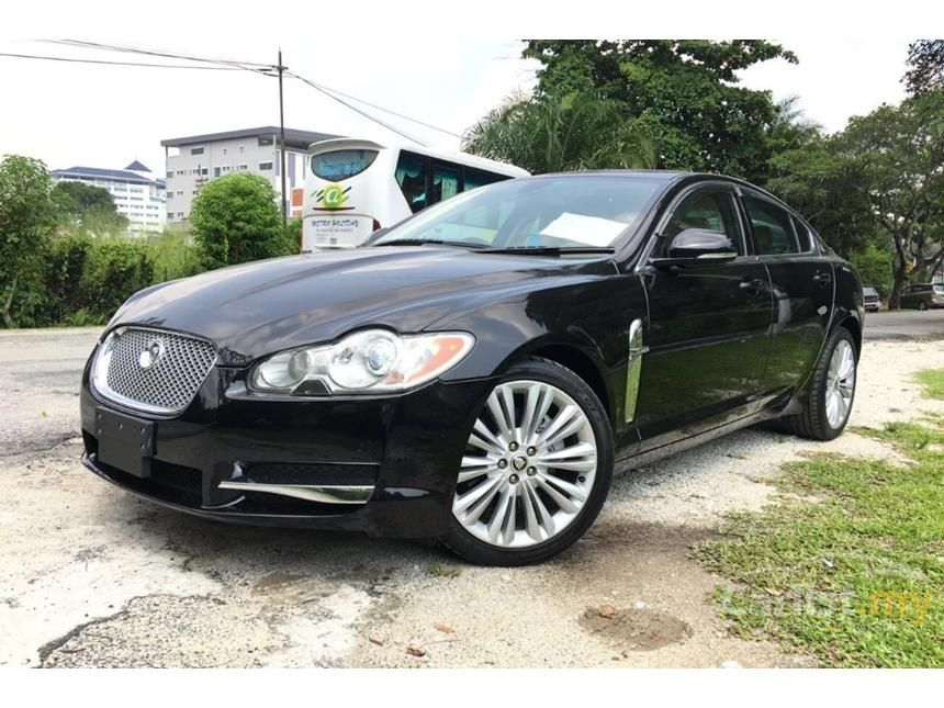 2011 Jaguar XF S Sedan