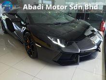 2013 Lamborghini Aventador 6.5 LP700-4 50th Anniversary (New Car Condition)
