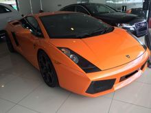 2007 Lamborghini Gallardo 5.0 Coupe V10 (E GEAR) IMPORTED NEW