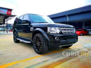 2015 Land Rover Discovery 4 3.0 SDV6 HSE SUV