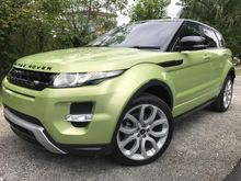 2013 Land Rover Range Rover Evoque 2.0 unreg