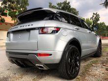 2012 Land Rover Range Rover Evoque 2.0 Si4 DYNAMIC (A) UNREG