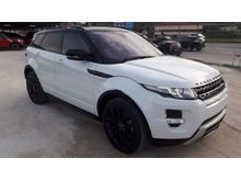 2013 Land Rover Range Rover Evoque 2.0 Si4 COBRA BUCKET SEATS MERIDIAN SOUND SYSTEM PANORAMIC ROOF