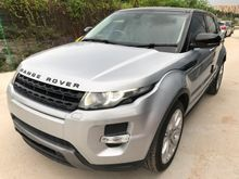 2012 LAND ROVER RANGE ROVER EVOQUE 2.0 SI4 DYNAMIC BODYKIT PANORAMIC ROOF MERIDIAN SOUND FULL SPEC UNREG PROMOTION BIG DISCOUNT
