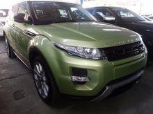 2013 Land Rover Range Rover Evoque 2.0 Si4 SUV
