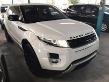 2013 Land Rover Range Rover Evoque 2.0 Si4 Dynamic