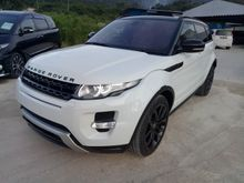 2013 Range Rover Evoque 2.0 Si4 SUV KING ** COBRA SEATS ** DYNAMIC SPEC ** MERIDIAN SOUND SYSTEM ** PANORAMIC ROOF ** REVERSE CAMERA ** POWER BOOT **