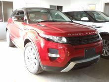 LAND ROVER EVOQUE 2.0 COUPE DYNAMIC PANORAMIC UNREG 12