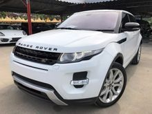 2013 Land Rover Range Rover Evoque 2.0 Si4 DYNAMIC BODYKIT PANORAMIC ROOF MERIDIAN FULL SPEC UNREG PROMOTION BIG DISCOUNT