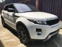 2012 Land Rover Range Rover Evoque 2.0 Si4 SUV DYNAMIC UK PREMIUN SELETED CARS
