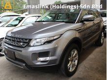 2013 Land Rover Range Rover Evoque 2.0 Si4  GST INCLUSIVE PRICE