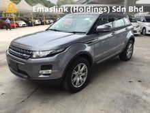 2013 Land Rover Range Rover Evoque 2.0 Si4 5 Camera Panaromic Roof Memory Seat Meridian Sound Power Boot Xenon Full Spec 1 Year Warranty Unreg