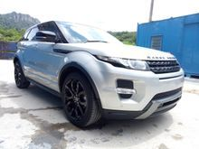 2012 Range Rover Evoque 2.0 Si4 SUV KING ** DYNAMIC ** PANORAMIC ROOF ** POWER BOOT ** REVERSE CAMERA ** MULTI FUNCTION STEERING **