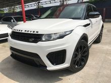 2012 Land Rover Range Rover Evoque 2.0 SVR BODYKIT UK NAPPA LEATHER UNREG RECON UNREG