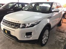 2014 Land Rover Range Rover Evoque 2.0 PURE EDITION UNREG