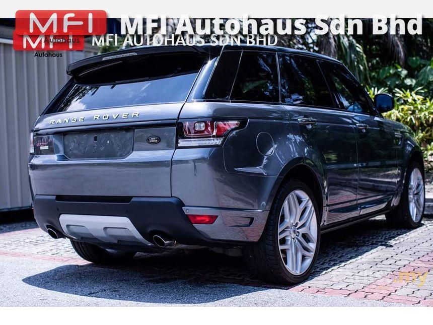 2013 Land Rover Range Rover Sport Autobiography SUV
