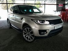 2013 RANGE ROVER SPORT 5.0 AUTOBIOGRAPHY (BLACK INTERIOR, PANORAMIC ROOF, ORIGINAL SIDE STEP, POWER BOOT, FULLY LEATHER SEAT, MERIDIAN SOUND SYSTEMS)