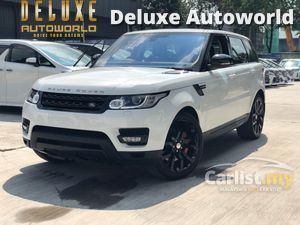 2014 Land Rover Range Rover Sport 5.0 HSE Dynamic SUV
