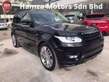2015 Land Rover Range Rover Sport 5.0 HSE SUV AUTOBIOGRAPHY