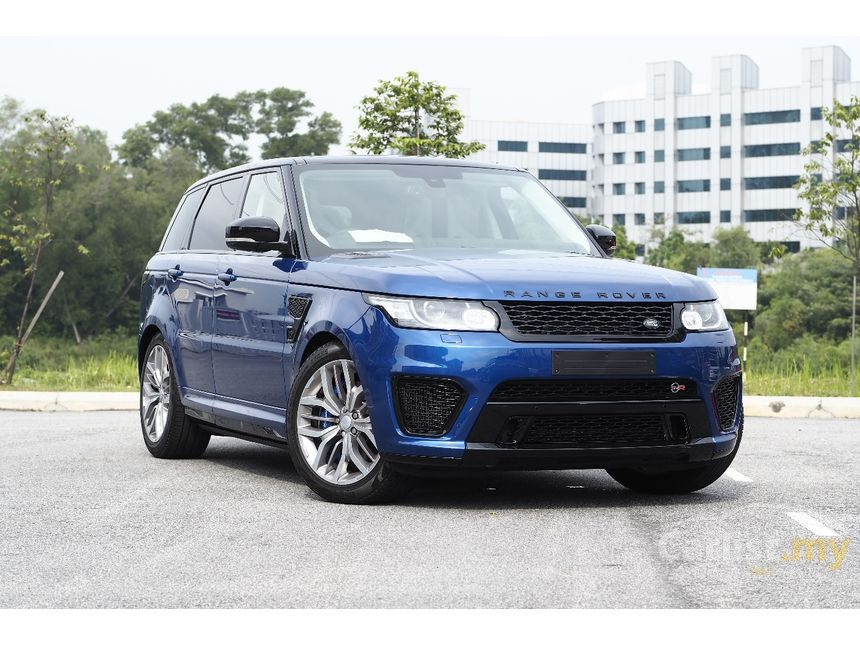 land rover range rover sport 2016 hse 5 0 in selangor automatic suv. Black Bedroom Furniture Sets. Home Design Ideas