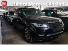 2015 Land Rover Range Rover Sport 5.0 Supercharged Unreg