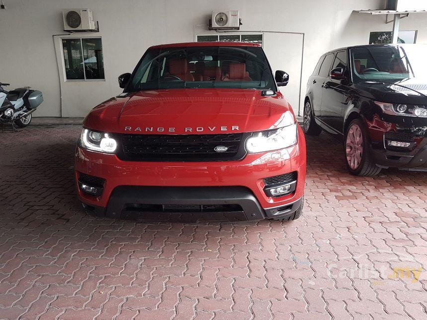 Land Rover Range Rover Sport 2015 HSE 30 in Kuala Lumpur