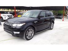 2014 Land Rover Range Rover Sport 3.0 HSE AUTO SIDE STEP  AIR MATIC  VACUUM DOOR PANORAMIC ROOF