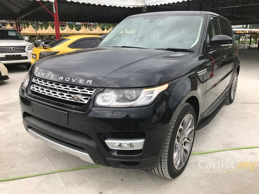 Land Rover Range Rover Sport 2014 HSE 30 in Kuala Lumpur