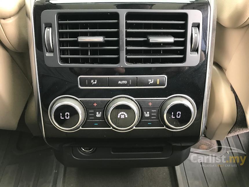 2015 Land Rover Range Rover Sport HSE SUV