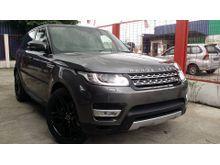 2014 Land Rover Range Rover Sport 3.0 HSE SUV PETROL FULL SPEC UNREGISTERED