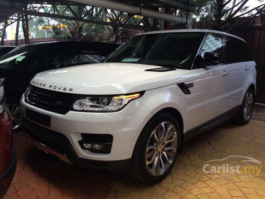 2014 Land Rover Range Rover Sport HSE SUV