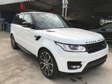2014 Land Rover Range Rover Sport 3.0 SDV6 FULL SPECS
