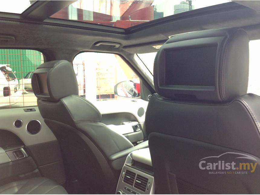 2014 Land Rover Range Rover Sport SDV6 SUV