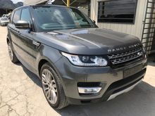 2014 Land Rover Range Rover Sport 4.4 SDV8 DIESEL ONLY 1 IN MARKET DYNAMIC PLUS PANORAMIC ROOF REAR TV FULL SPEC UNREG PROMOTION BIG DISCOUNT