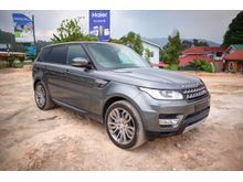 UNREG 2014 LAND ROVER RANGE ROVER SPORT 4.4 SDV8 DIESEL * ONLY 1 IN MARKET DYNAMIC PLUS PANORAMIC ROOF REAR TV FULL SPEC * PLEASE GIVE ME A CALL NOW *