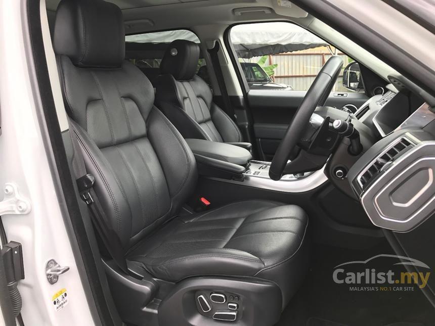2015 Land Rover Range Rover Sport SDV6 SUV