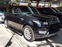 LAND ROVER SPORT 3.0 HSE SDV6 AUTO SIDE STEP UNREG 14