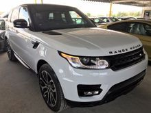 2014 Land Rover Range Rover Sport 3.0 SDV6 DIESEL DYNAMIC PLUS PANORAMIC ROOF REAR TV CARBON INTERIOR FULL SPEC UNREG PROMOTION BIG DISCOUNT
