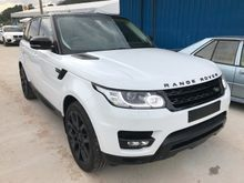 2014 Land Rover Range Rover Sport 3.0 SDV6 DIESEL DYNAMIC PLUS PANORAMIC ROOF REAR TV FULL SPEC UNREG PROMOTION BIG DISCOUNT