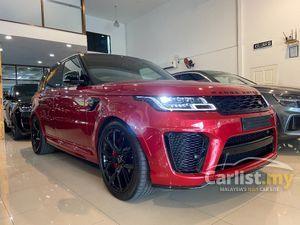 2018 Land Rover Range Rover Sport 5.0 SVR