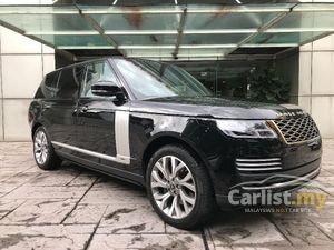 2019 LAND ROVER RANGE ROVER VOGUE 5.0 V8 SUPERCHARGED LWB AUTOBIOGRAPHY * REAR ENTERTAIMENT * DEPLOYABLE SIDE STEP * SALE OFFER*