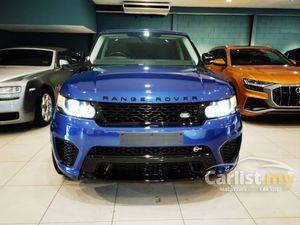 2017 Land Rover Range Rover Sport 5.0 SVR SUV