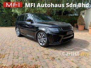 2018 Land Rover Range Rover Sport 5.0 SVR SUV NEW FACELIFT UNREG