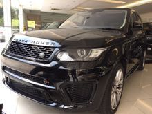 2015 Land Rover Range Rover Sport 5.0 SVR CARBON FIBRE INTERIOR FULL SPEC UNREG