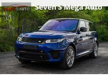 Range Rover Sport 5.0 SVR V8 SUPERCHARGED
