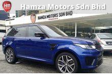 2015 Land Rover Range Rover Sport 5.0 SVR SUV UNREG